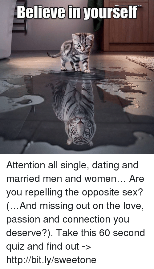 Married man dating a single woman