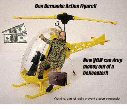 House Democrats Warn Trump On Blocking Comey S Testimony: Ben Bernanke ActionFigure!! Now You Can Drop Money Out Of