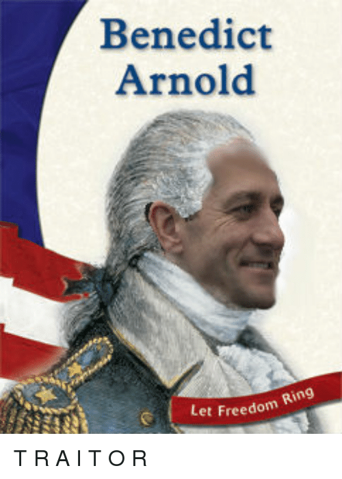 benedict arnold a great general essay