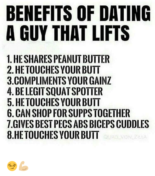 Dating with benefits