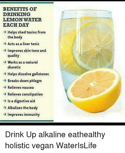 Image result for Lemon Water each day  image