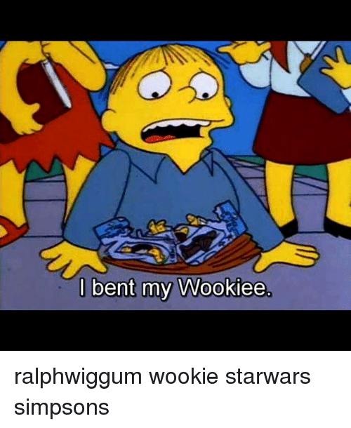 Apologise, star wars simpsons