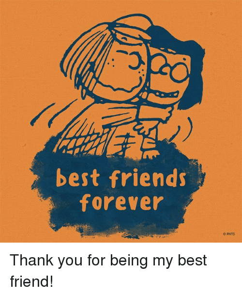 Best Friends Forever O Pnts Thank You For Being My Best Friend