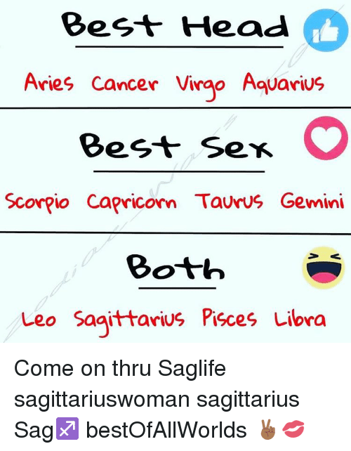 Aries Sagittarius Sex