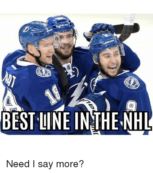 Best Line In The Nhl Need I Say More National Hockey League Nhl