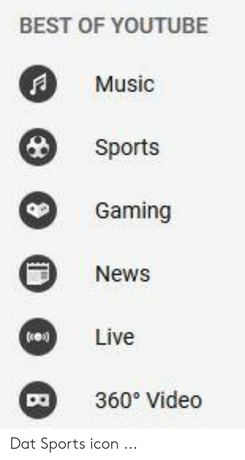 BEST OF YOUTUBE Music Sports Gaming News Live 360 Video Dat