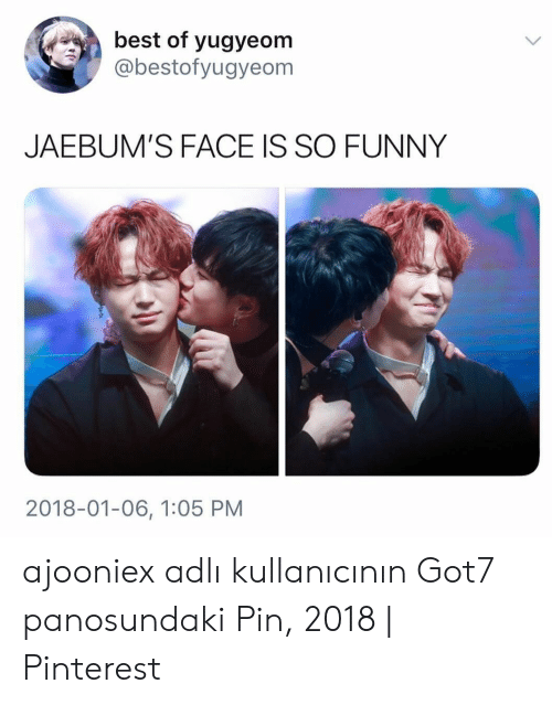 Best of Yugyeom JAEBUM'S FACE IS SO FUNNY 2018-01-06 105 PM