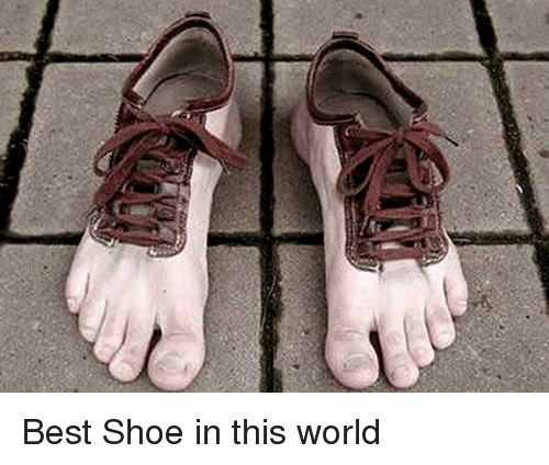 ed65e76f7f4 Best Shoe in This World