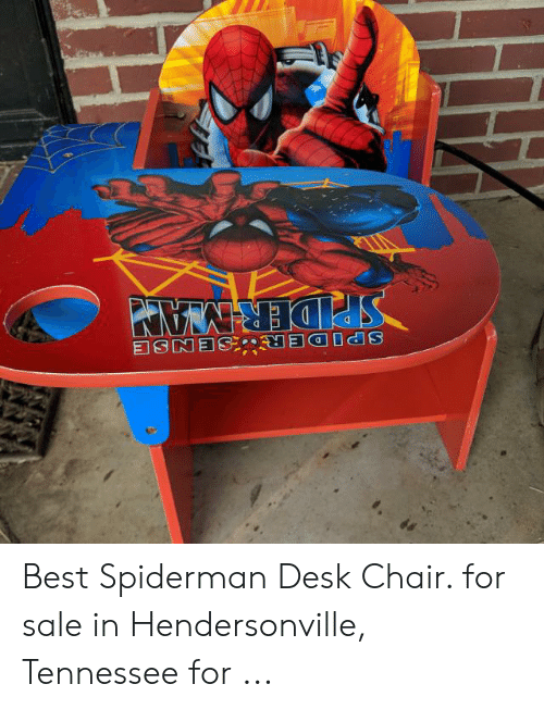 Best Spiderman Desk Chair For Sale In Hendersonville Tennessee For