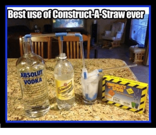 best use of construct a straw ever absolut vodka 24589683 ✅ 25 best memes about absolut vodka absolut vodka memes,Absolut Vodka Meme