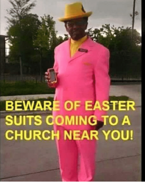 beware the easter
