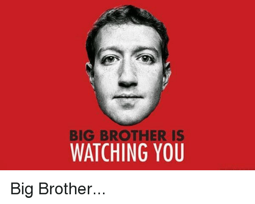 Big Brother Is Watching You Big Brother Meme On Me Me