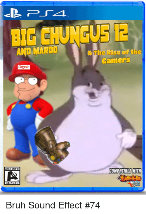 Big Chungus 2 And Mardo The Rise Of The Camers Colgate Compatible