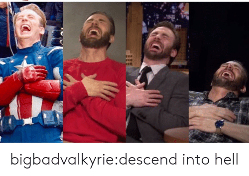 Target, Tumblr, and Blog: bigbadvalkyrie:descend into hell
