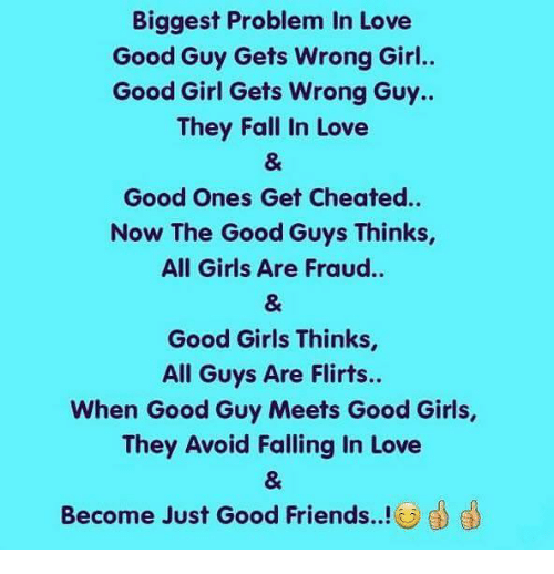 how to get a good guy to fall for you