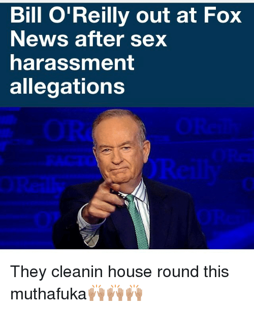 Read Bill fuck oreilly And