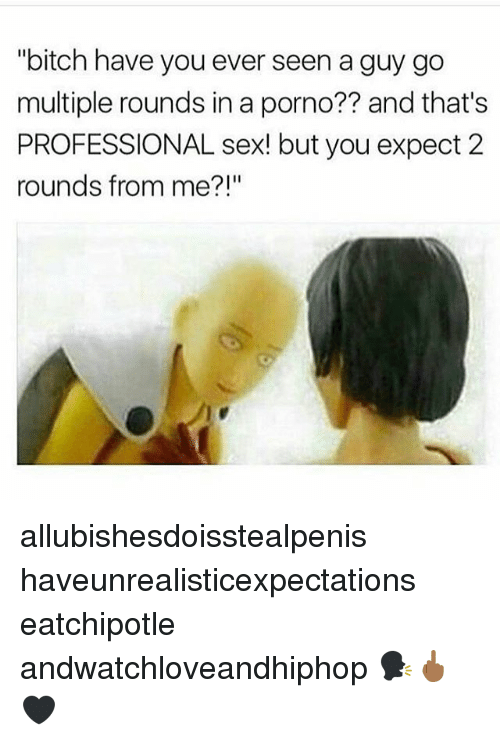 For sex multiple rounds