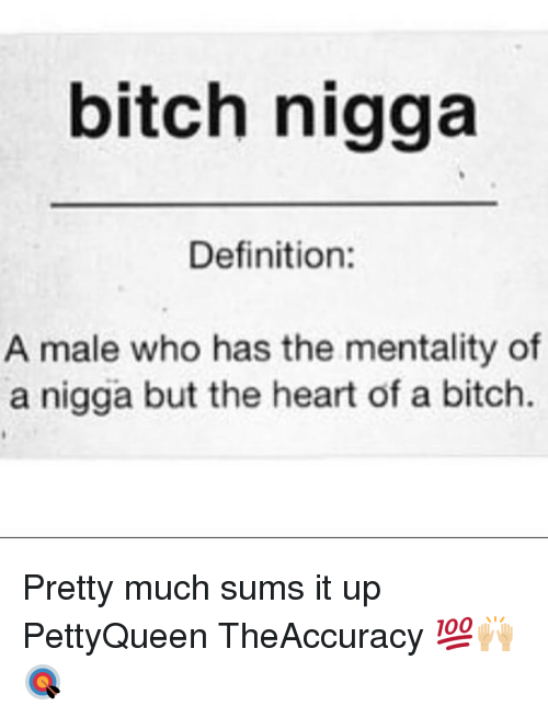 what is the definition of bitch