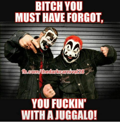 Bitch You Musthaveforgot Aa Fbcomthedarkcarnival 28 You Fuckin With
