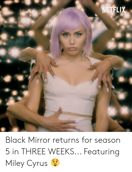 Ashley O Boyle Pro Makeup Design: Black Mirror Returns For Season 5 In THREE WEEKS Featuring