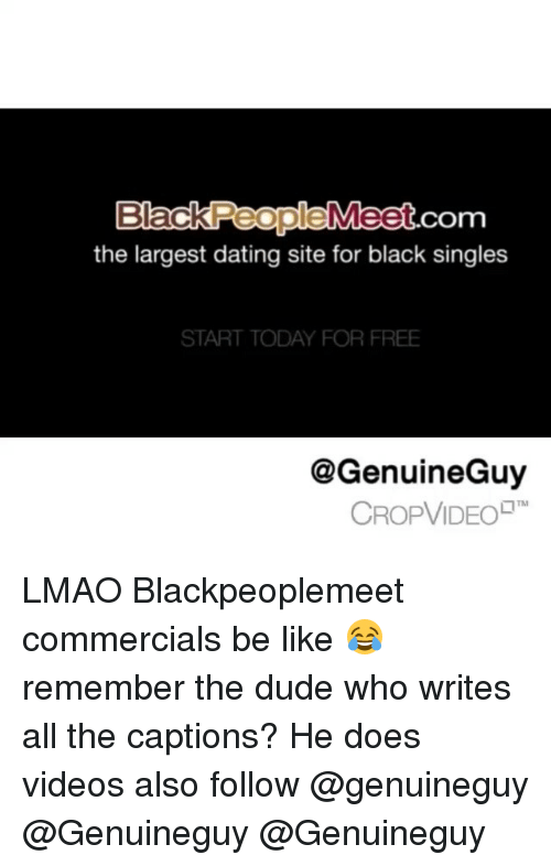 Dating sites for blacks