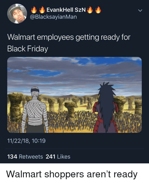 Walmart Employees Getting Ready for Black Friday 112218 1019