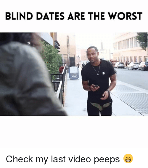 Blind dates near me