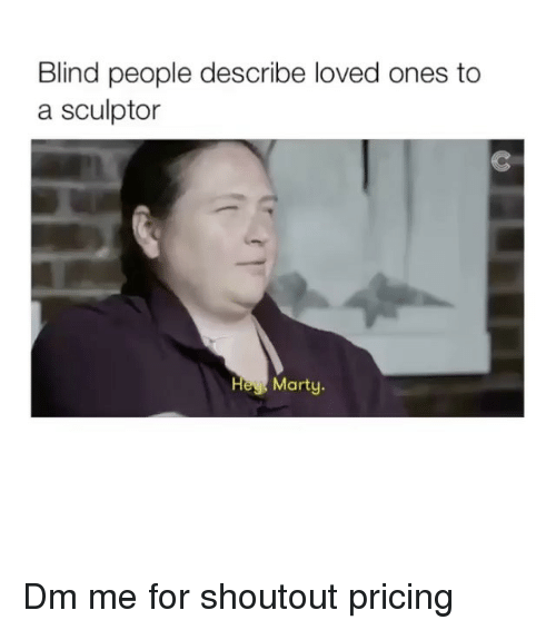 For Hey And People Blind People Describe Loved Ones To A Sculptor Hey