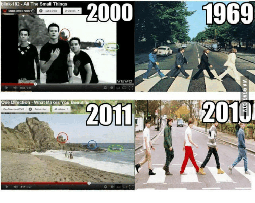 blink 182 all the small things 2000 be now vevo one 14795805 blink 182 all the small things 2000 be now vevo one direction