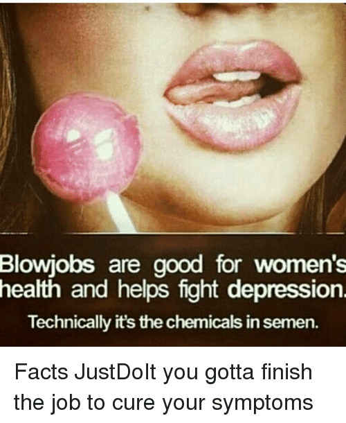 Blow Jobs Good For Womens Health