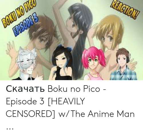 Boku no pico episode 2 english sub