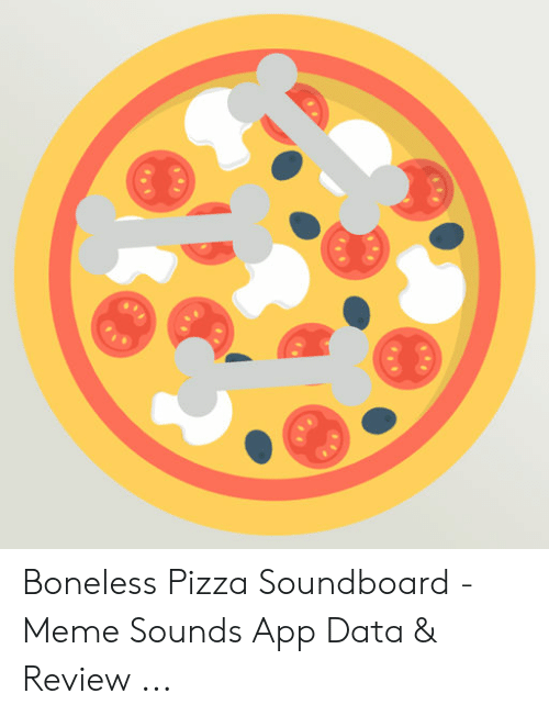 Boneless Pizza Soundboard - Meme Sounds App Data & Review