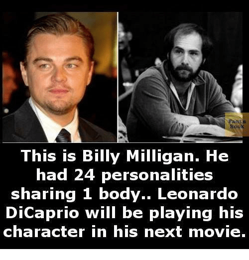 Billy Milligan: 24 people got along in one person 78