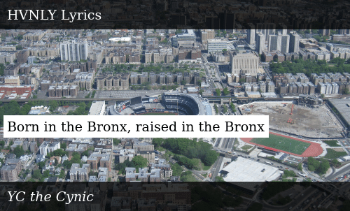 Born in the Bronx Raised in the Bronx | Donald Trump Meme on