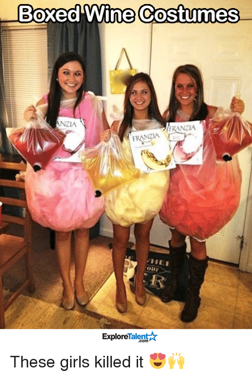 boxed wine costumes anzia franzia francha talent explore these girls 5939198 ✅ 25 best memes about box wine box wine memes,Box Wine Meme