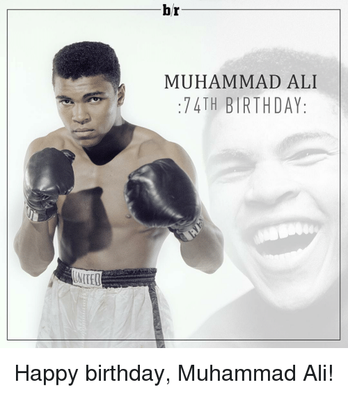 25+ Best Memes About Muhammad Ali