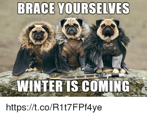 brace yourselves winter is coming https t co r1t7fpf4ye 12215334 brace yourselves winter is coming stcoiobn5dsglx brace