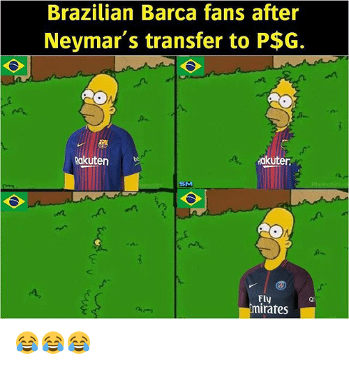 Image result for Satire Cartoon over Neymar Transfer