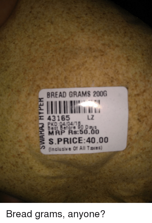Ta Engrish And Bread Grams 200g 43165 Lz Kd 04