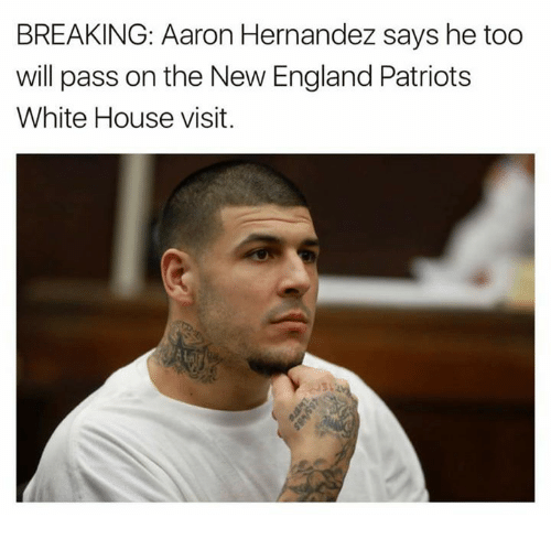 breaking aaron hernandez says he too will pass on the 14156535 breaking aaron hernandez says he too will pass on the new england
