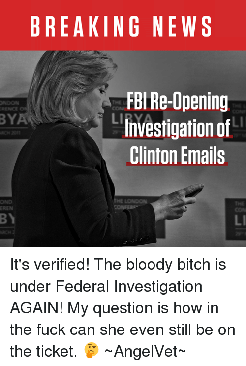 The investigation is again different 8