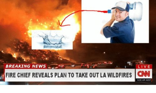 BREAKING NEWS LIVE FIRE CHIEF REVEALS PLAN TO TAKE OUT LA WILDFIRES