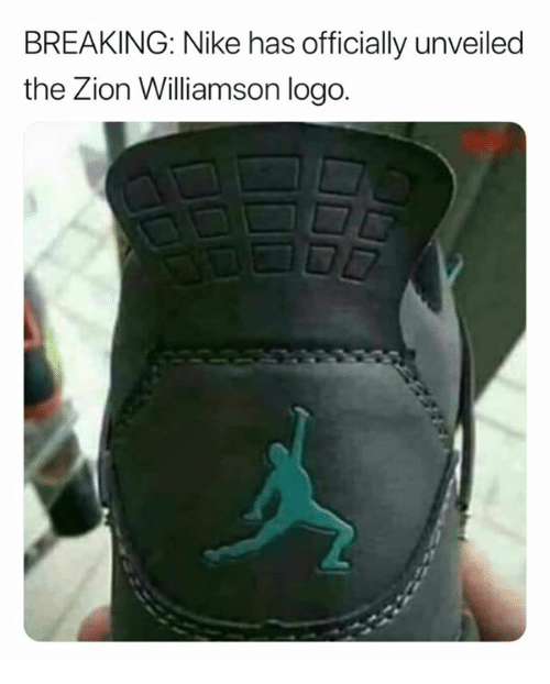 6ac53ed4cca3 BREAKING Nike Has Officially Unveiled the Zion Williamson Logo 4 ...