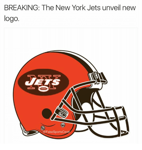 New York, New York Jets, and Jets: BREAKING: The New York Jets unveil new  logo  akeSportsCe