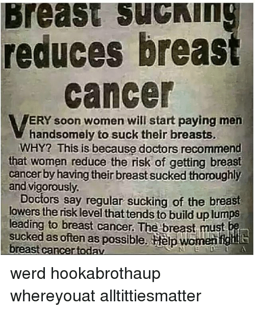 Do Women Like Their Breasts Sucked