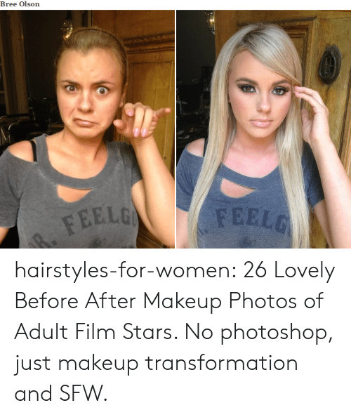 Bree Olson FEEL Hairstyles-For-Women 26 Lovely Before After