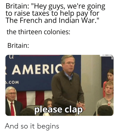 Britain Hey Guys We're Going to Raise Taxes to Help Pay for