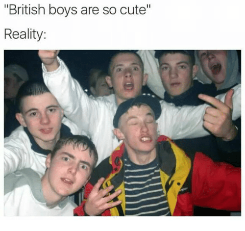 cute british boys