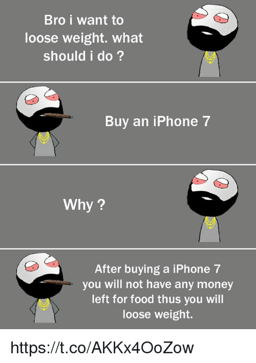 I want a iphone 7