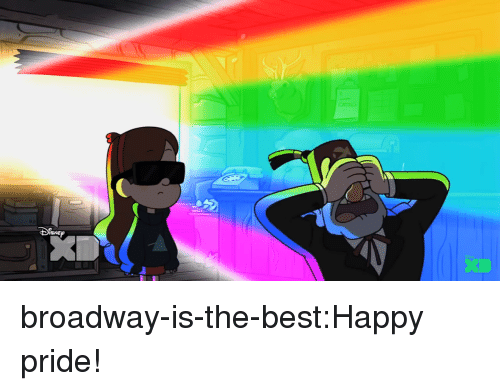 Target, Tumblr, and Best: broadway-is-the-best:Happy pride!